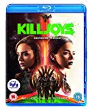 Killjoys: Season 3 [Blu-ray] [Region Free]