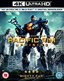 Pacific Rim Uprising (4KUHD and Blu-Ray Plus Digital Download) [2018] [Region Free]