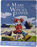 Mary and the Witch's Flower Steelbook [Blu-ray] Blu Ray