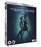 The Shape of Water [4K UHD + Blu-ray + Digital HD] [2018]