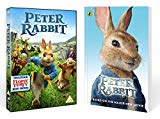 Peter Rabbit [DVD + Book] [Pre-order Edition] [2018]