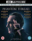 Phantom Thread [4KUHD + Blu-ray Digital download] [2017]