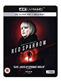 Red Sparrow [4K UHD + Blu-ray +  Digital Download]