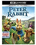 Peter Rabbit [4K UHD Blu-ray]
