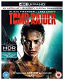 Tomb Raider [4k Ultra HD] [Blu-ray]