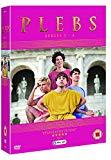 Plebs - Series 1-4 Box Set [DVD]