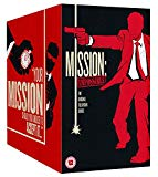 Mission Impossible - Series 1-7 Complete Boxset [DVD] [2018]