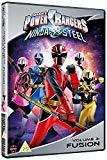 Power Rangers Ninja Steel: Fusion (Volume 3) Episodes 9-12 [DVD]