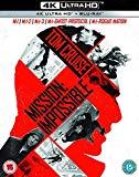 Mission Impossible 1-5 Boxset (4K UHD) [Blu-ray] [2018] [Region Free]