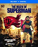 Death of Superman - Minifig [Blu-ray] [2018]