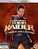 Tomb Raider Boxset [4K UHD and BD] [Blu-ray]