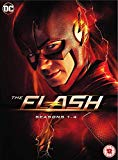 The Flash: Season 1-4 [DVD] [2018]