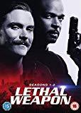 Lethal Weapon: Season 1-2 [DVD] [2018]