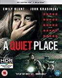A Quiet Place (4KUHD + Blu-ray) [2018] [Region Free]