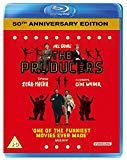 The Producers 50th Anniversary Edition [Blu-ray] [2018]