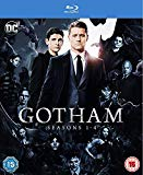 Gotham: Season 1-4 [Blu-ray] [2018]