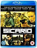 Sicario [Blu-ray] [2018]