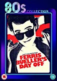Ferris Bueller's Day Off - 80s Collection [DVD] [2018]