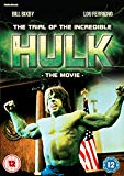 The Trial of the Incredible Hulk [DVD]