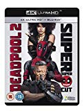 Deadpool 2 (4K UHD Plus Digital Download) [Blu-ray] [2018] Blu Ray