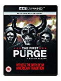 The First Purge (4KUHD + Blu-ray + digital download) [2018] [Region Free]