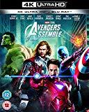 Avengers Assemble [4K UHD + Blu-ray] [2018] [Region Free]