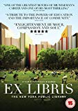 Ex Libris - The New York Public Library [DVD] [2018]