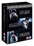 Fifty Shades Freed 3-Movie Boxset (DVD ) [2018]