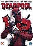 Deadpool Double pack DVD