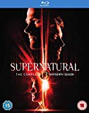 Supernatural: Season 13 [Blu-ray] [2018]