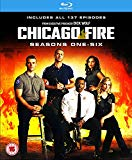 Chicago Fire - Seasons 1-6 [Blu-ray] [2018] [Region Free]