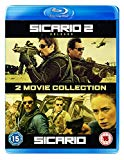 Sicario/Sicario 2: Soldado [Blu-ray] [2018]