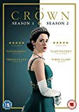 The Crown - Season 1 & 2  [2018] DVD