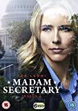 Madam Secretary S4 (DVD) [2018] DVD