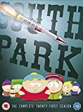 South Park S21  [2018] DVD
