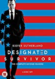 Designated Survivor -The Complete Second Season [DVD] [2018]