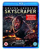 Skyscraper (Blu-ray + Digital Download) [2018] [Region Free]