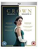 The Crown - Season 1 & 2 [Blu-ray] [2018]