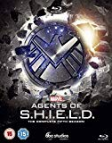 Marvel's Agents Of S.H.I.E.L.D. SEASON 5 LIMITED EDITION [BLU-RAY] [2018]