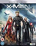X-Men Trilogy 4K UHD + BD [Blu-ray] [2018]