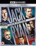 Jack Ryan Boxset (5 Films) (4K UHD) [Blu-ray] [2018] [Region Free]