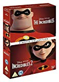 Incredibles 1 & 2 Box set [DVD] [2018]