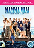 Mamma Mia! Here We Go Again (DVD + Digital Download) [2018] DVD