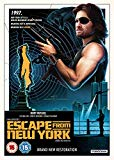 Escape From New York [DVD] [2018]