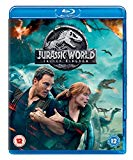 Jurassic World: Fallen Kingdom (Blu-ray + Digital Download) [2018] [Region Free] Blu Ray