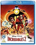 Incredibles 2 [Blu-ray] [2018] [Region Free]