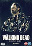 The Walking Dead Season 1-8 [DVD] [2018]