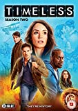 Timeless: Season 2 [Official UK release] [DVD]