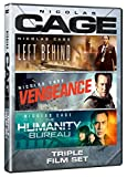 Nicolas Cage Triple Film Set [DVD]
