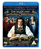 The Man Who Invented Christmas [Blu-ray] [2017]